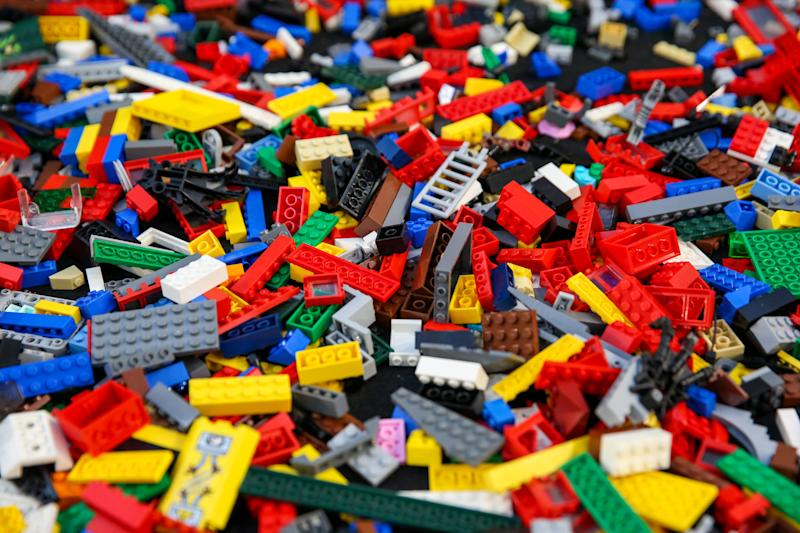 Why your Lego could be worth more than gold