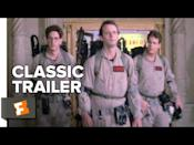 """<p>The original (before the all-female fronted version in 2016) movie starring Bill Murray, Sigourney Weaver and more, is a favourite to this day.</p><p>Who you gonna call? </p><p><a href=""""https://www.youtube.com/watch?v=6hDkhw5Wkas"""" rel=""""nofollow noopener"""" target=""""_blank"""" data-ylk=""""slk:See the original post on Youtube"""" class=""""link rapid-noclick-resp"""">See the original post on Youtube</a></p>"""