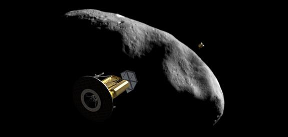 Interceptor missions will allow Planetary Resources to quickly acquire data on several near-Earth asteroids, stepping up the likelihood of prospecting these objects for their volatile, mineral and metallic resources.