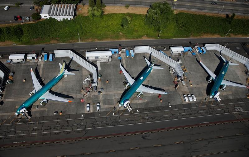 Aerospace suppliers prepare for prolonged grounding of 737 MAX
