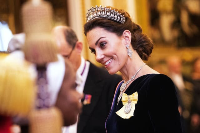 The Queen's Diplomatic Reception - 12/11/19