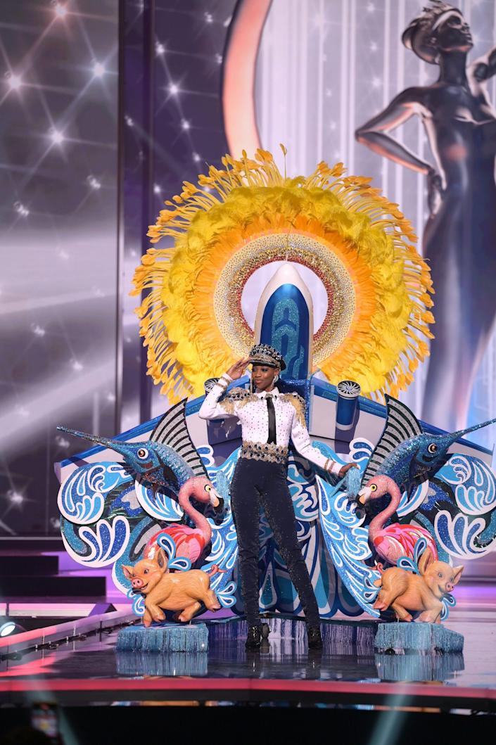 The 39 wildest national costumes from the 2021 Miss ...