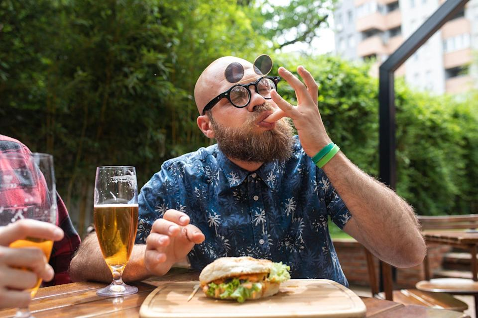"<p>Here's a joke for you.</p><p>Q: What's the difference between a plant-based burger and a veggie burger?</p><p>A: Marketing.</p><p>""Plant-based"" burgers and other faux-teins have received tons of attention during the last few years, but if you actually look at the ingredients lists of offerings from headline-collecting companies like <a href=""https://www.menshealth.com/nutrition/a27318918/impossible-burger-nutrition-information/"" rel=""nofollow noopener"" target=""_blank"" data-ylk=""slk:Impossible Foods"" class=""link rapid-noclick-resp"">Impossible Foods</a> or Beyond Meat, you'll see that you're basically eating soy or pea protein. (""Soy burger"" or ""pea burger"" just doesn't have the same ring to it, does it?)</p><p>That's not to say that soy protein or pea protein is <em><a href=""https://www.menshealth.com/nutrition/a28276169/is-tofu-healthy-for-men/"" rel=""nofollow noopener"" target=""_blank"" data-ylk=""slk:bad"" class=""link rapid-noclick-resp"">bad</a></em> for you, but dietitians agree that <a href=""https://www.menshealth.com/nutrition/a28830857/fake-meat-brands-taste-test/"" rel=""nofollow noopener"" target=""_blank"" data-ylk=""slk:they're not magical for you either"" class=""link rapid-noclick-resp"">they're not magical for you either</a>. The serious truth is somewhere right down the middle: Eating more fruits and vegetables in your diet will improve your health, prevent you from incurring a host of deadly diseases, and help prevent dietary boredom.</p><p>And if you want to add more vegetables to your diet, plant-based burgers (or veggie burgers [or whatever the hell you want to call them]), are a way to do that. Burgers are, after all, awesome.</p><p>One thing that the ""plant-based"" marketing movement has brought about is a higher standard of flavor for veggie burgers in general. Those sad frozen pucks of the past have been replaced with thicker, tastier patties that actual have the power to satisfy.</p><p>The comprehensive list that follows lists the 10 best go-to options for plant-based burgers that are worth buying.</p><p>No joke.</p>"