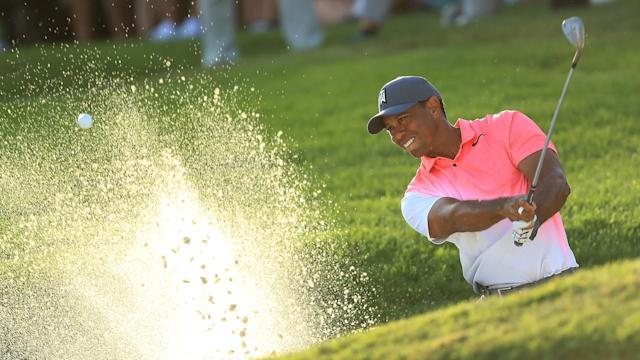 Tiger Woods stayed solid at the Honda Classic as Luke List and Jamie Lovemark shared the lead at the halfway mark.