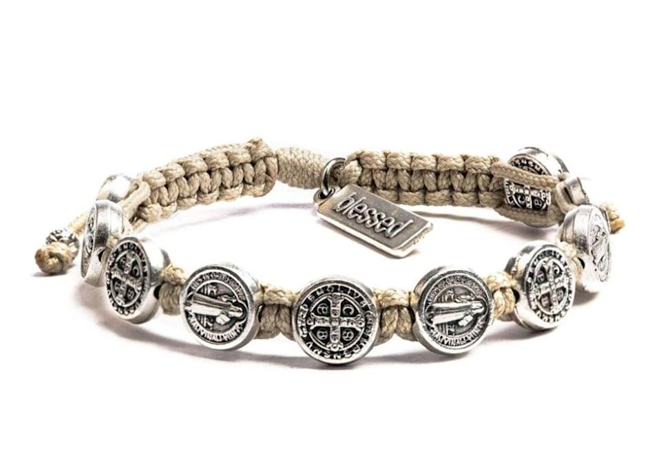 <p>She'll wear this <span>Charm Bracelet</span> ($26) every day.</p>