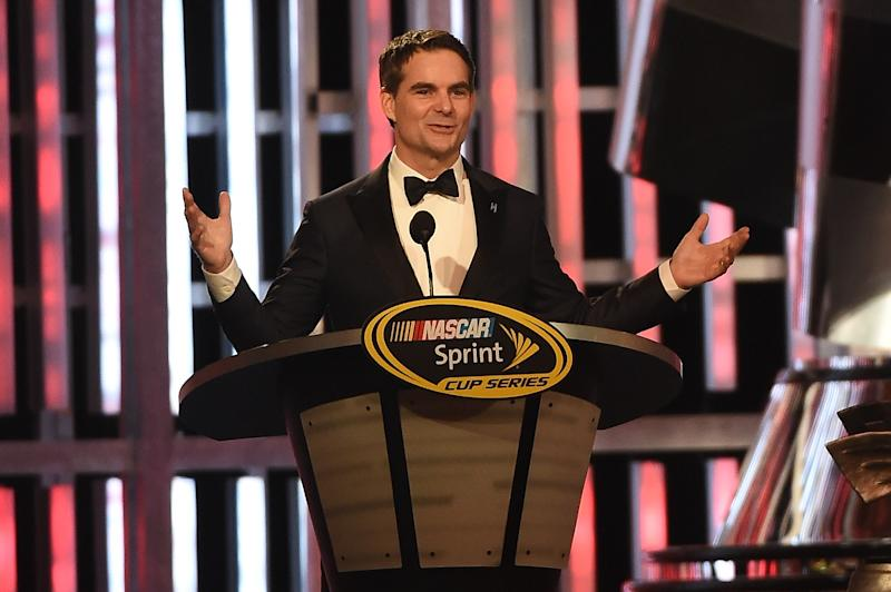 Jeff Gordon to replace Dale Earnhardt at Brickyard, Pocono