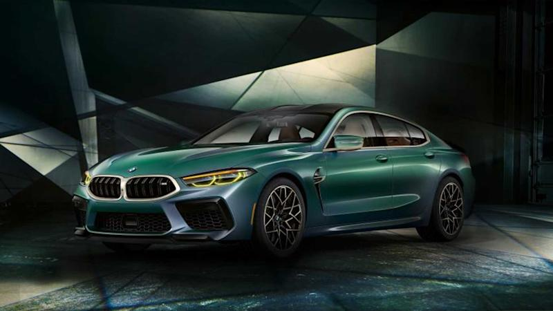 BMW M8 Gran Coupé Competition First Edition 2021