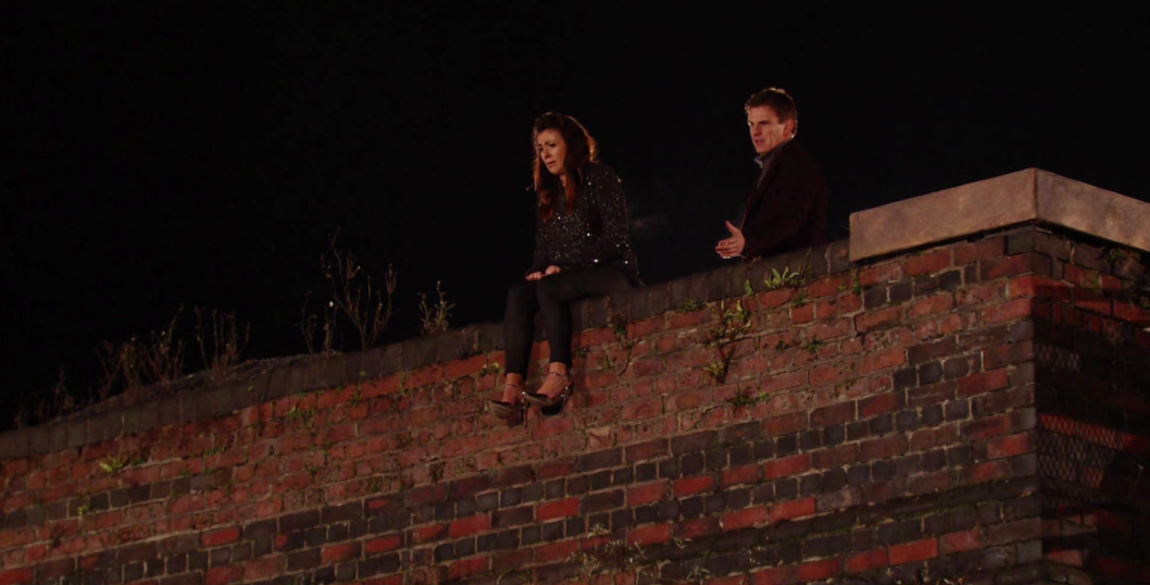<p>Things become unbearable for Michelle as she and Steve have to say a final goodbye to their baby. Michelle pushes Steve away and turns to Robert for comfort… </p>