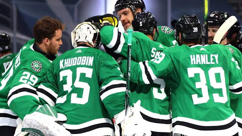 Anton Khudobin finally getting well-deserved credit during Stars playoff run