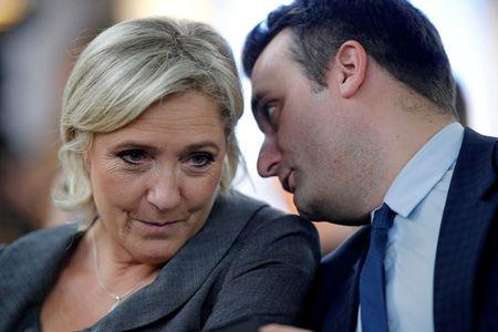 France's far-right party on verge of split after election defeat