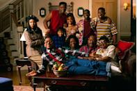 """<p>Urkel-mania was no joke. Jaleel White has claimed that once the show shifted focus more to his character, it <a href=""""https://www.vanityfair.com/hollywood/2011/06/qa-jaleel-white-on-his-31-year-career"""" rel=""""nofollow noopener"""" target=""""_blank"""" data-ylk=""""slk:caused some tension with the other actors"""" class=""""link rapid-noclick-resp"""">caused some tension with the other actors</a> on the show who suddenly had less screen time. However, Reginald Veljohnson (Carl Winslow) was the only actor on the show to appear in <a href=""""https://www.redbookmag.com/life/a19561078/iconic-movie-and-tv-shopping-sprees/"""" rel=""""nofollow noopener"""" target=""""_blank"""" data-ylk=""""slk:all 215 episodes."""" class=""""link rapid-noclick-resp"""">all 215 episodes.</a></p>"""