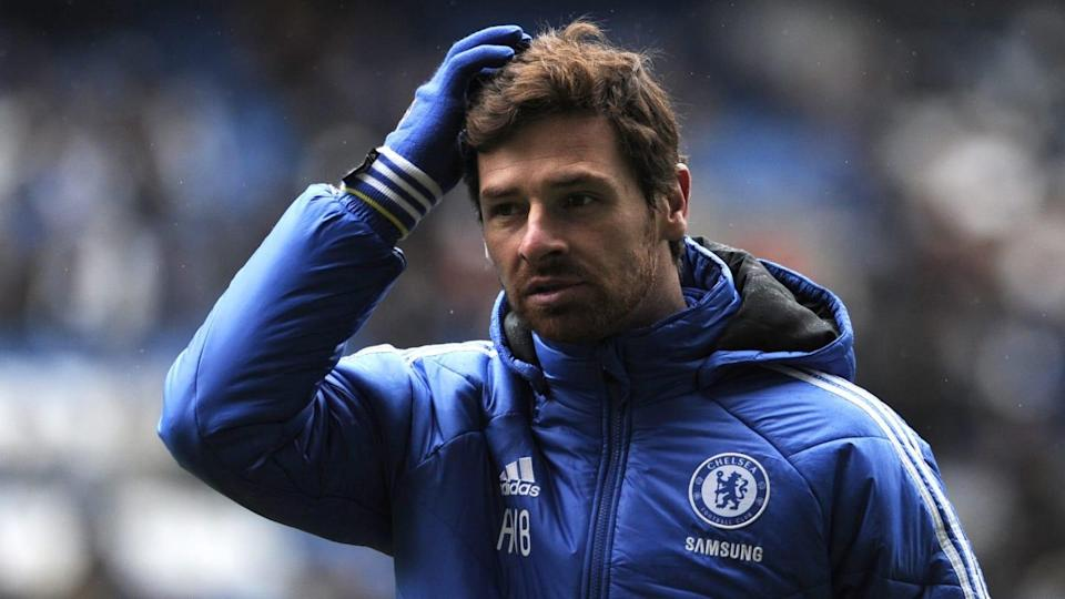 Chelsea's Portuguese manager Andre Villa | CARL COURT/Getty Images