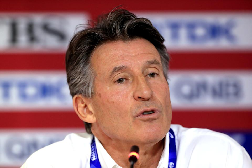 Lord Sebastian Coe has been impressed by Keely Hodgkinson (Mike Egerton/PA) (PA Wire)