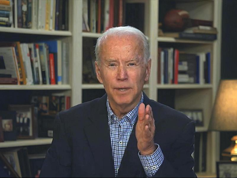 Joe Biden released a new video attacking president Trump: Source Biden for President (AP)