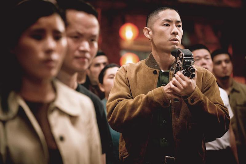 Vanness Wu as Hartman Wu in Ip Man 4: The Finale. (PHOTO: Shaw Organisation)