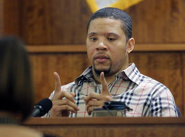 The prosecution's case hinges heavily on the testimony of Alexander Bradley. (AP)