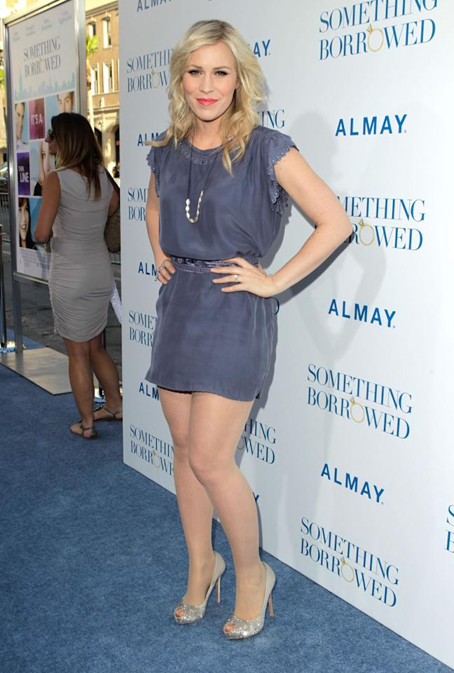 """<a href=""""http://movies.yahoo.com/movie/contributor/1808860042"""">Natasha Bedingfield</a> attends the Los Angeles premiere of <a href=""""http://movies.yahoo.com/movie/1810158033/info"""">Something Borrowed</a> on May 3, 2011."""