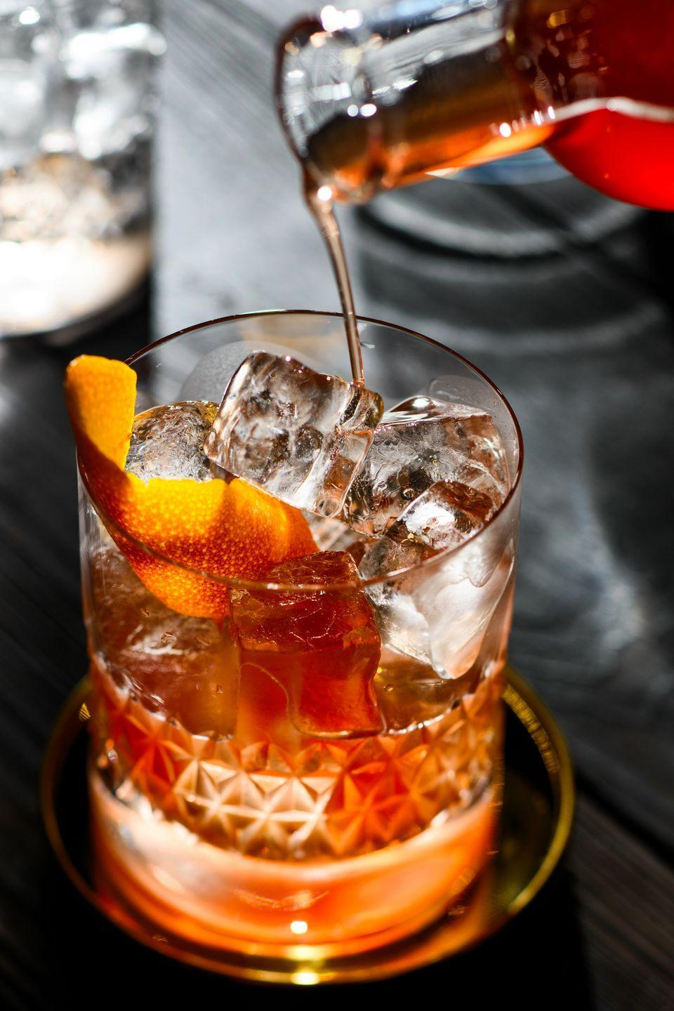 <p>Up your skills behind the bar by taking a class that'll teach you all about proper drink-making techniques and give you a few new ideas to try at home. You can even try an online class from the comfort of your home!</p>