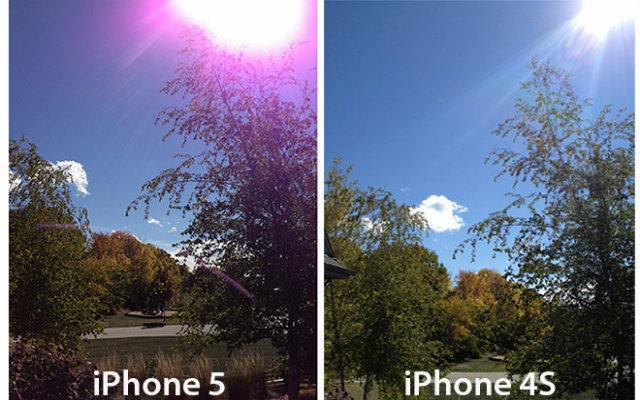 Apple Responds to iPhone 5 Purple Haze Complaints