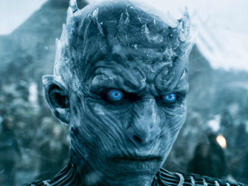 how will the white walkers get past the wall on game of thrones