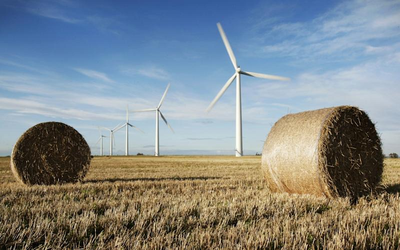 Countryside charity CPRE has backed the return of subsidies for onshore wind