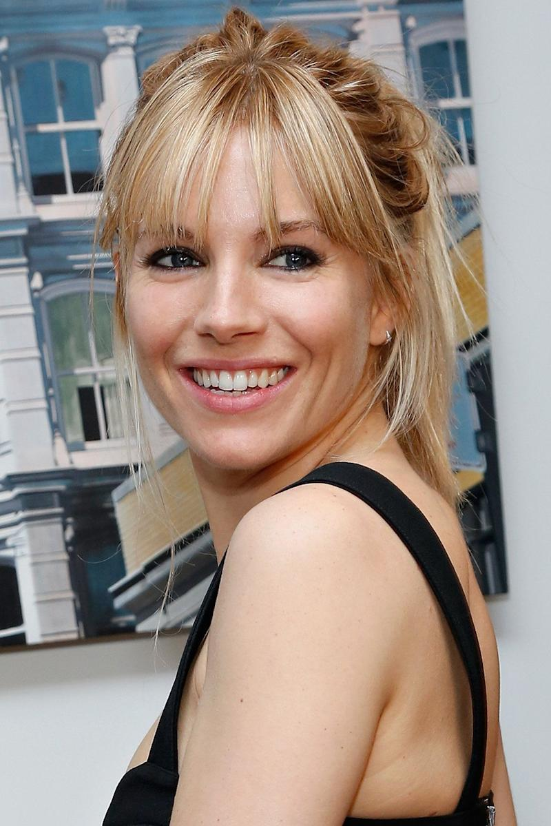 """Sienna Miller was <a href=""""http://www.people.com/people/archive/article/0,,20143950,00.html"""" target=""""_blank"""">engaged to Jude Law</a> when it was revealed that he had cheated on her with his children's nanny. Miller has spoken out about the affair and how it affected her perception of love. """"What makes me sad [is] that there was a loss of innocence on my part,"""" <a href=""""http://www.people.com/people/article/0,,20010446,00.html"""" target=""""_blank"""">she said</a>. """"I was blinded by being a romantic person. I sort of feel like, 'What if I never love that vulnerably and that openly again?' But I feel like I'm really strong. I feel like I grew up."""""""