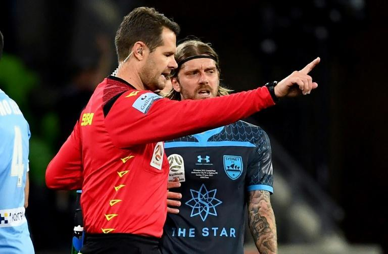 Luke Brattan's red card proved a turning point