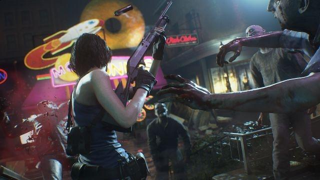 'Resident Evil 3' has demo in its sights