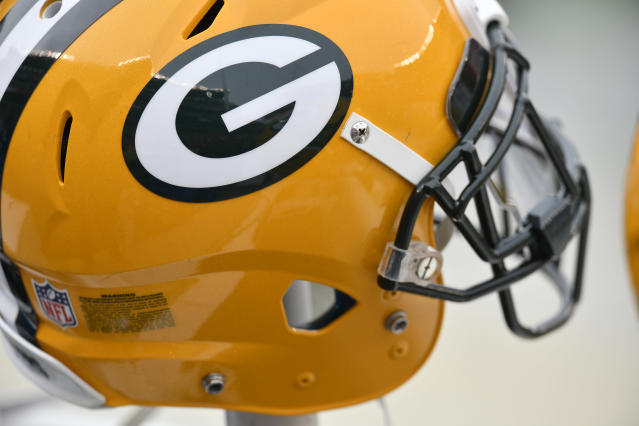 The Packers hired Brian Gutekunst as their new general manager. (AP)