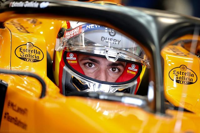 Wiring issue meant Sainz couldn't set quali time