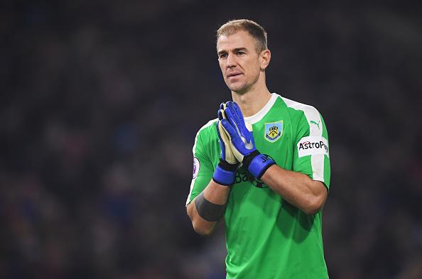 'I just need someone to believe in me' - Former Man City & England keeper Hart on free agency