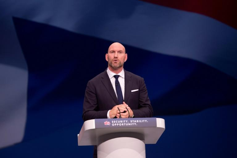 Lawrence Dallaglio believes some head teachers are too quick to exclude children from school