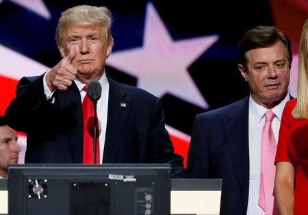Top prosecutor: Trump campaign chairman's meeting with Russian at 'heart' of probe