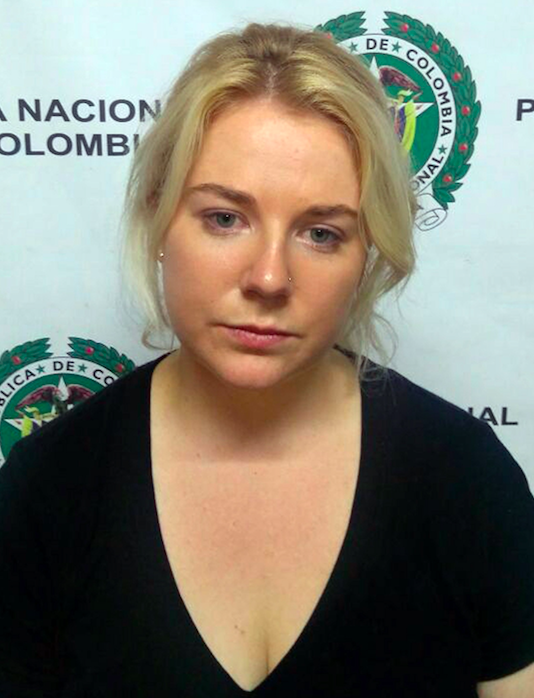 Cassandra Sainsbury could be locked up for as little as two years if she pleads guilty. Photo: AAP