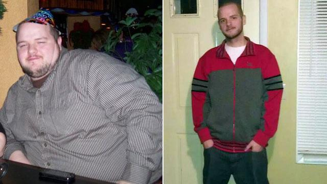 Extreme Weight Loss: Man Loses 191 Pounds in Bet With His Wife