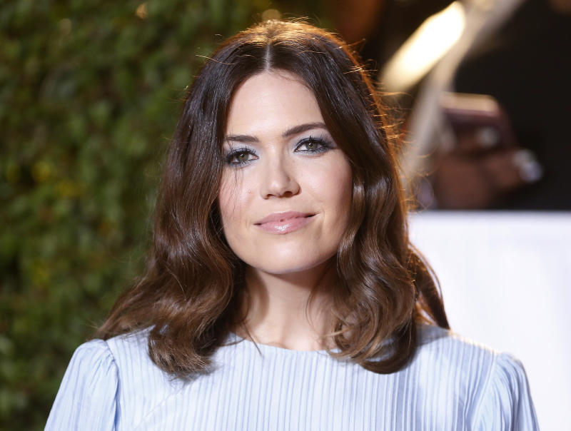 49th NAACP Image Awards – Arrivals – Pasadena, California, U.S., 15/01/2018 – Mandy Moore. REUTERS/Danny Moloshok