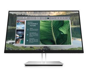 The HP E24u G4 and HP E27u G4 USB-C Monitors allow people to enjoy a clean desk, rely on fewer cables, and directly power their PC via a single USB-C® cable.