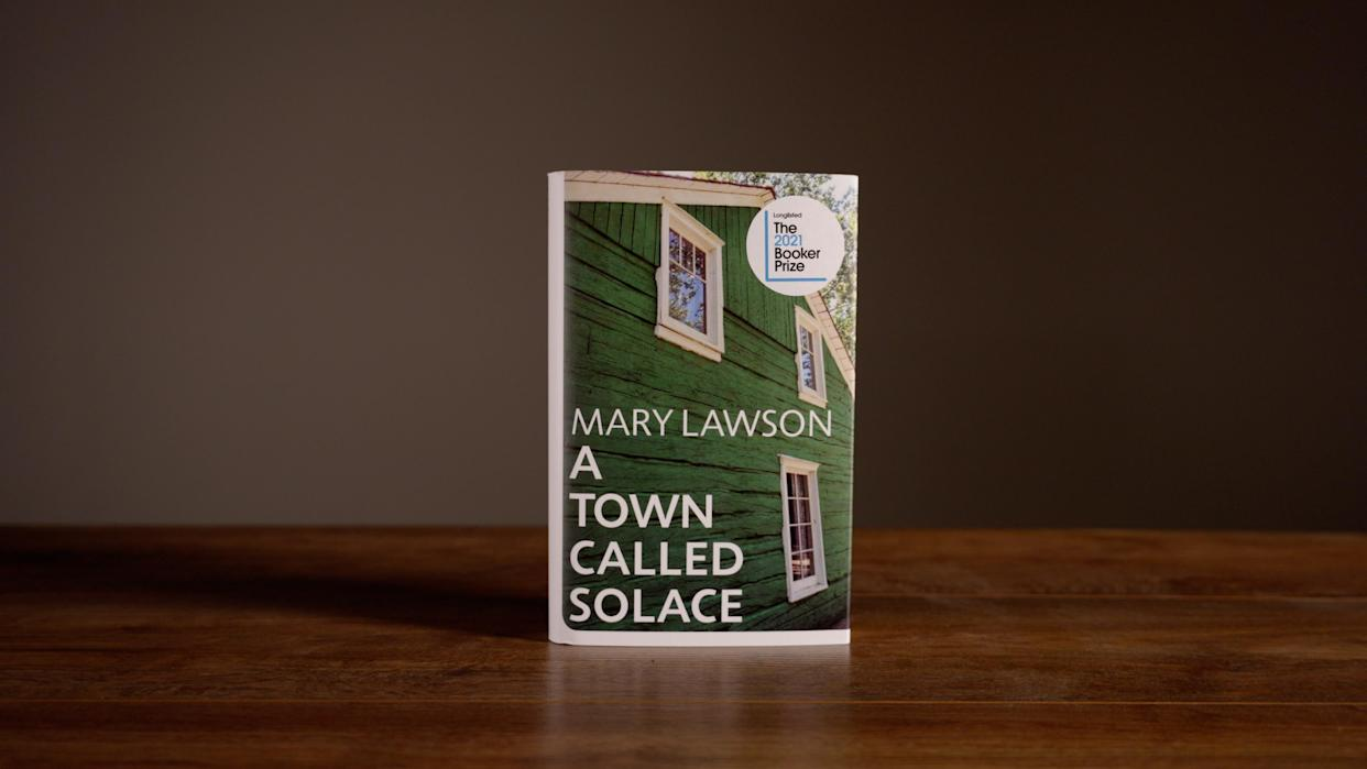 A Town Called Solace by Mary Lawson (Booker Prize/PA)