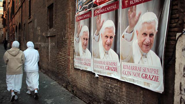 Catholic Church in Transition: Hopes For the Next Pope