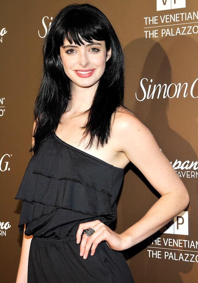 """Actress Krysten Ritter (""""She's Out of My League"""") turns 30 on December 16."""