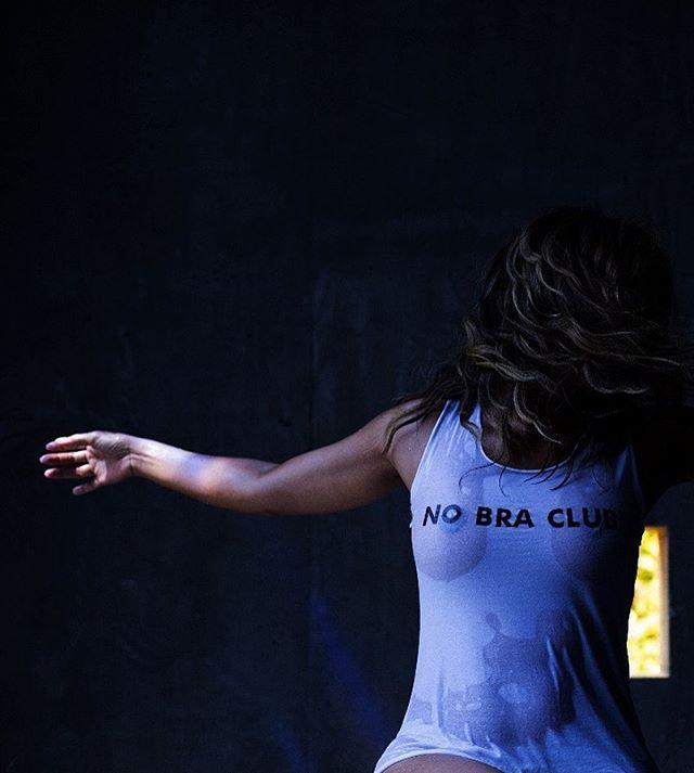 "<p>""Leveled up, Circa '66,"" Halle Berry wrote on her 53rd birthday, along with a wet vest which reads 'NO BRA CLUB'. </p><p><a href=""https://www.instagram.com/p/B1JtxUfjd1i/"">See the original post on Instagram</a></p>"