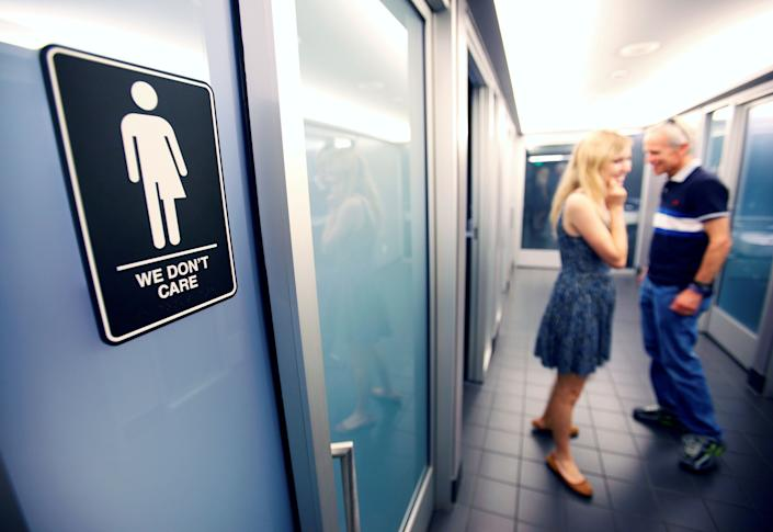 """""""The Trump administration has made it clear that it will not protect the rights of the transgender community – one of the most vulnerable populations in the U.S. Even as the law remains on the side of transgender students, the administration's new guidance sends them a terrible message about their right to receive an education as the people that they are, and creates national confusion around our civil rights laws that will put countless transgender children's lives and well-being at risk."""" --<i><a href=""""https://www.nyclu.org/"""" target=""""_blank"""">New York Civil Liberties Union</a> Executive Director Donna Lieberman</i>"""