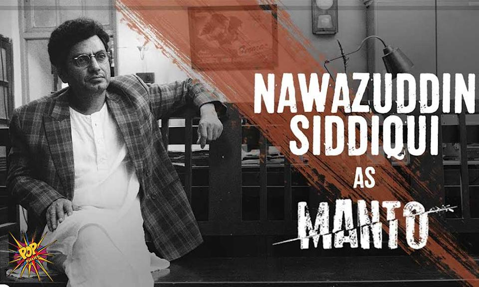 Nawazuddin Siddiqui Talks About His Transformation Into Manto In This BTS Video!