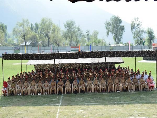 Army helps conduct Combined Annual Training Camp at Tangdhar from Sept 29 to Oct 5