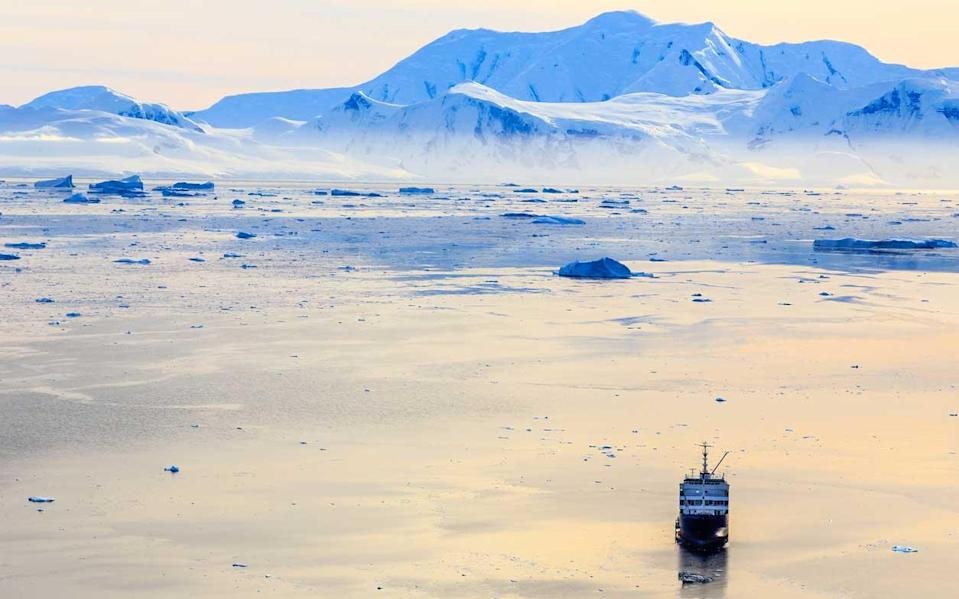 After a year with little travel, 2021 could be the chance for the most memorable holiday yet – like an Antarctica cruise - ANDREW PEACOCK