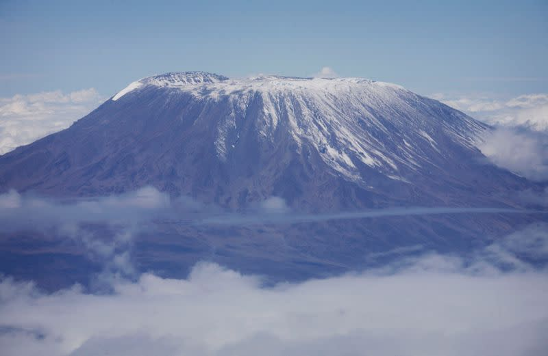Fire breaks out on Mount Kilimanjaro, says Tanzania National Park