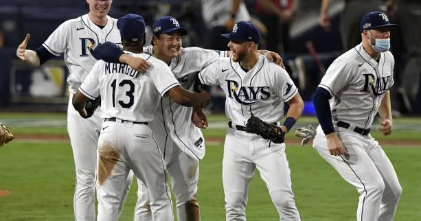 Baseball - MLB - MLB : les Tampa Bay Rays se qualifient pour les World Series