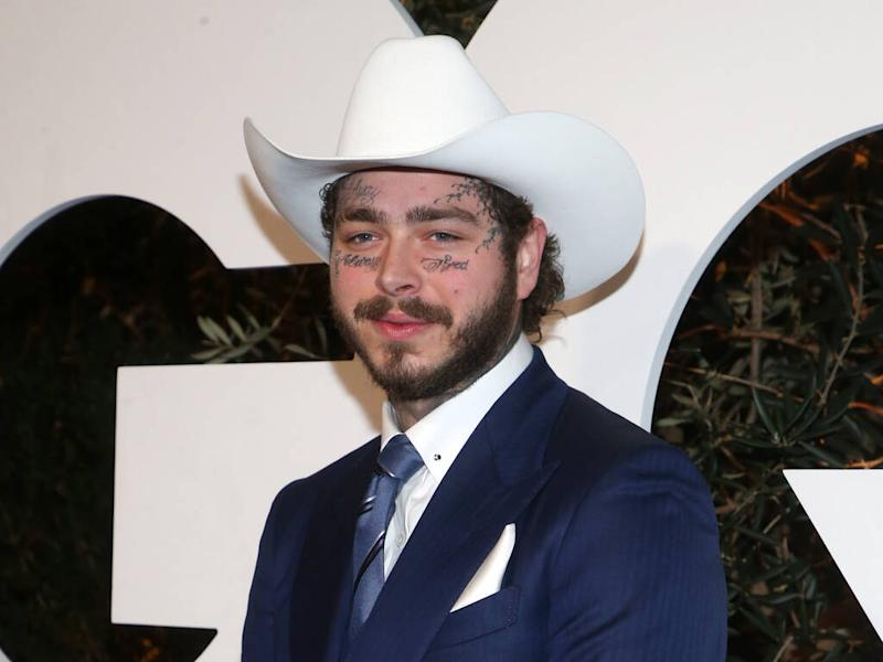 Post Malone trying to get help for mental health problems