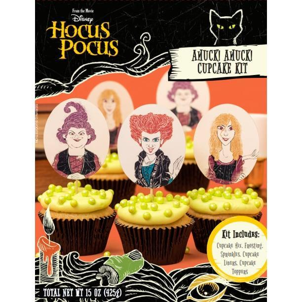 <p>The <span>Hocus Pocus Amuck Amuck Cupcake Kit</span> ($5) is perfect for beginners. </p>