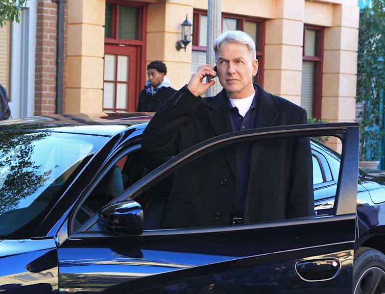 "This publicity image released by CBS shows Mark Harmon in a scene from ""NCIS."" Last season 18.5 million viewers tuned into ""NCIS"" to certify it as one of TV's highest-rated shows and, even more impressively, make it a series whose audience after 10 seasons has expanded, not shriveled, with age. (AP Photo/CBS, Sonja Flemming)"